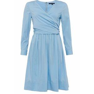 Eastside Long Sleeve Flared Dress